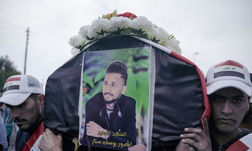 Iraq world's second-deadliest country for journalists in 2020