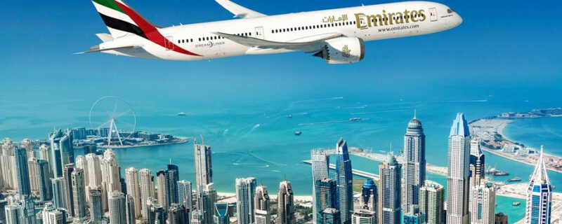 (UAE) airline has suspended a pilot who refused to fly to Israel.