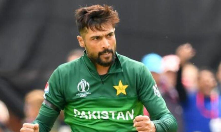 I will be available for Pakistan only once this management leaves. MOHAMMAD AMIR
