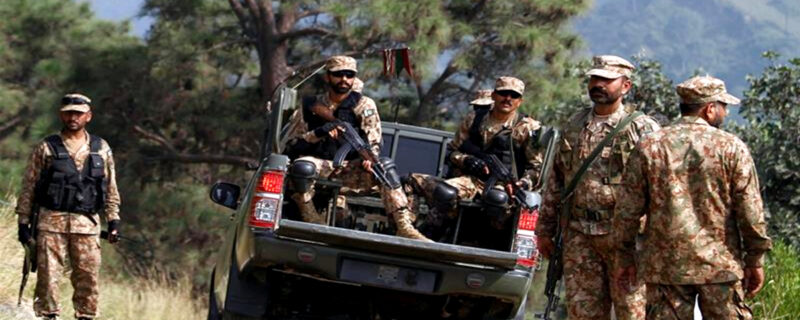 Three soldiers martyred, two terrorists killed in Waziristan operation