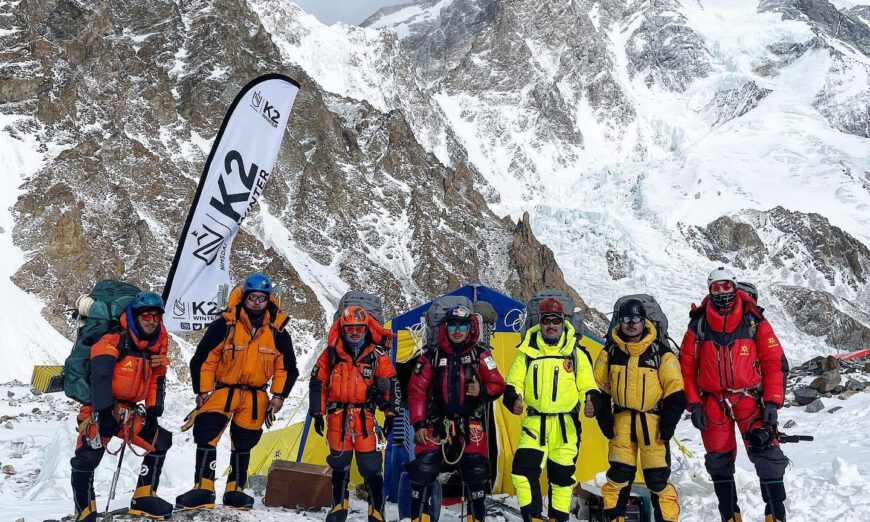 Thank you Pakistani family for making us feel at home, says Nepalese mountaineer