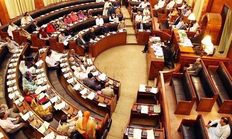 Sindh government has opposed the presidential reference in the Senate election case