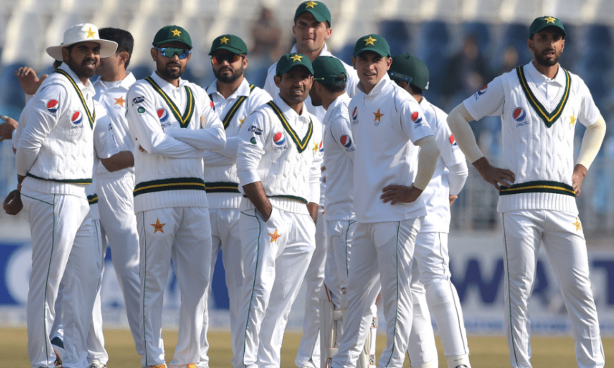 Pakistan announce 20-strong Test squad for South Africa series